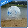 Bola inflable gigante de la burbuja humana, bola de balanceo de Zorb, bola inflable barata de la persona de la bola dentro, bola de Zorbing del cuerpo, bola de parachoques, bola de bolos humana