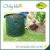 Мешок лужайки контейнера травы листьев сада Onlylife общего назначения