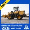 Qualidade de Alta Tração nas Quatro Rodas Pequenas Loader Zl26 fabricados na China.