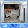 Lámpara de calor con el Stand de pulverización de pintura de cabina de bronceado