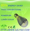 LEDの球根ランプ6W (LY0060WQACE27-H)