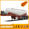 Remorque en bloc de Cemen de remorque/silo de réservoir de la colle des essieux 35cbm de la Chine 3