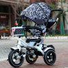 O triciclo plástico do artigo quente caçoa o triciclo do bebê das crianças da bicicleta