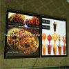 Panneau de menu de Frameless