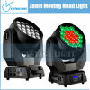 19X15W LED RGBW Lave o deslocamento do feixe luminoso Head/ China Equipamento DJ