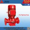 Agua Diesel la bomba contra incendios Luchando con Estructura Vertical