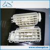 CNC del prototipo del caso plástico que trabaja a máquina creación de un prototipo rápida plástica