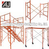 Blocco per grafici d'acciaio Scarfolds per la costruzione di edifici, fabbrica di Guangzhou