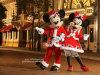Natal Costume, Micked e Minnie. Traje dos desenhos animados