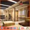 PVDF Coating Stone Look Aluminum Composite Panel per Decoration