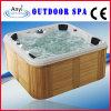 Grande vasca da bagno di lusso della STAZIONE TERMALE, vasca da bagno della Jacuzzi di massaggio (AT-9005)