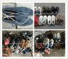 Bequeme Großhandels- und gute Qualiy verwendete Schuhe (FCD-005)