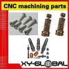 精密CNCの製粉の部品