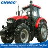 130HP 4X4 Wheels Tractor Euro II Standard Agriculture Tractors