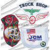 Zeichen Embroidery Digitize Service (patch#3)