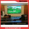 schermo di visualizzazione fissato al muro dell'interno di pH2.5 LED per la sala riunioni