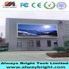 Alta pantalla de visualización al aire libre impermeable de LED del brillo P6 SMD