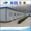 Construcción de viviendas prefabricada modular de la estructura de acero de la talla estándar para Medio Oriente