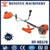 Prix de machine de coupeur d'herbe de matériel de découpage de l'herbe HS570