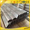 pipe en aluminium du tube 6063t5 en aluminium pour la décoration de frontière de sécurité