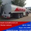 D'ENTRAÎNEMENT DROIT HOWO Sinotruk 25mètres cubes de camions de carburant