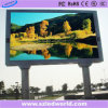 1/4 visualización de pantalla a todo color al aire libre de la exploración P8 LED para hacer publicidad