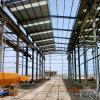 Zwei Überspannungs-vor Ingenieur-Stahlkonstruktion-Gebäude mit Kran