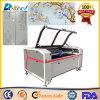 Лазер 1390 CNC Reci 80W высекая машину для стеклянного Acrylic