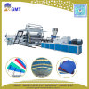 Machine de fabrication en plastique de panneau de tuile de feuille de toit d'onde de PVC