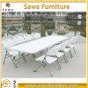 Commerce de gros de haute qualité 6FT&8FT Rectangle Tables Chaises en plastique de moulage par soufflage