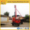 掘る穴のためのねじ抗打ち工事機械螺線形の掘削装置