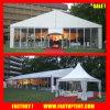 広州の赤い床との贅沢な結婚式のための党テント