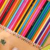 Lápices coloreados para el lazo de asunto de largo plazo