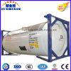 20000/25000/26000L T75/T50 20FT 40FT LPG/LNG/Cooking 가스 ISO 탱크 콘테이너