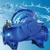 Ansx2 Multisatgeの二重吸引の遠心水ポンプ