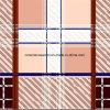 100%Polyester 격자 무늬 Pigment&Disperse는 침구 세트를 위한 직물을 인쇄했다