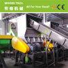 Custo alto desempenho máquina triturador de resíduos plásticos