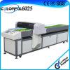 Colorido 6025 Multiuso digital en color Impresora Plana para la caja del teléfono, la camiseta, cuero, vidrio, azulejos, madera, metal, acrílico, EVA Impresión