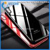 Transparenter TPU weicher überzogener Handy-rückseitiger Deckel-Luxuxkasten für iPhone X