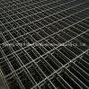Non trattati griglia in acciaio nero
