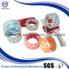 Ventas sobre 30 países para la cinta cristalina del embalaje de BOPP