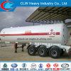 Il rimorchio resistente degli assi GPL del cinese 3 ha guidato il camion