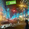 Natale della decorazione di illuminazione della stringa del LED RGB