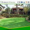 Alta qualità con erba artificiale sembrante naturale per l'abbellimento (es)