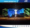 Schermo locativo/muoventesi di perimetro P7.62 di alta qualità della visualizzazione di LED dell'interno, del LED