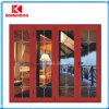 Окно термально пролома алюминиевое сползая (KDSS043)