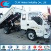 Dumper de mini camion de Foton 4X2 mini