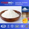 Het Dihydraat van het Sulfaat van het Calcium van de Rang van het voedsel in China wordt gemaakt (CAS Nr dat.: : 7778-18-9)