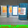 Модульная портативная стойка выставки для индикации выставки торговой выставки