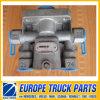 973 001 010 7 Válvula de relé para peças de caminhão Euro